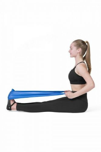 BLOCH Resistance Bands Latex Strength Resistance Training Exercise
